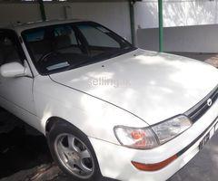 Toyota AE100 Auto