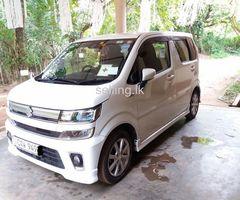 Suzuki Wagon R Fz Safty 2017 For sale
