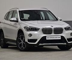 2019 BMW X1 18i Xline Mineral White Metallic For Permit