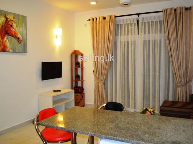 Colombo 4 - Furnished Apartment for rent