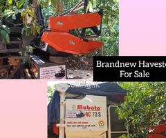 Brandnew Harvestor For Sale Mathale