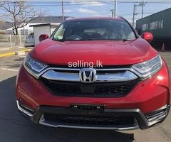 Honda CR-V 2018 Brand New permit