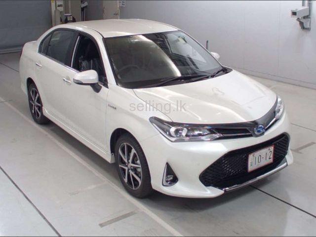 Toyota Axio Wxb 2019 Zero Mileage for Permit