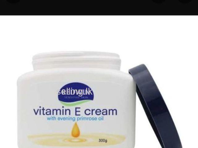 Original Redwin Vitamin E Cream with Evening Primrose Oil 300g