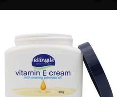 Original Redwin Vitamin E Cream with Evening Primrose Oil 300g