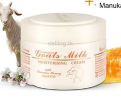 Australia GM Goats Milk Highly Moisturising Cream with Manuka Honey,