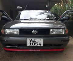 Nissan Fb13 doctor sunny Urgent sale