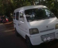 Suzuki DA52v  2000 van for sale