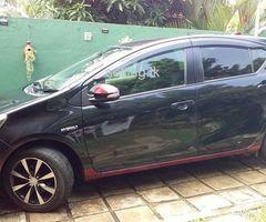 Toyota Aqua 2015 Hybrid car for sale