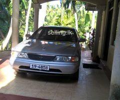 Nissan Sunny FB14 1995 car for sale