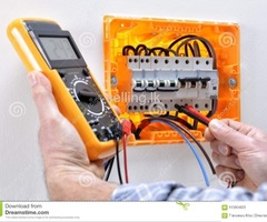 House Wiring & Electrical works