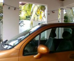 Hatch back Daewoo matiz (Japan) for sale