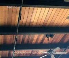 Ceiling -panel type