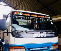 Isuzu juston forward  1995
