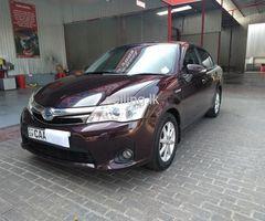 Toyota Axio Hybrid  2014 Brand New