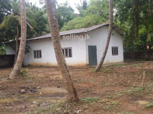 Land for sale in Habaraduwa Galle