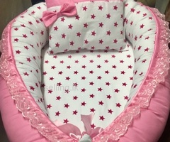 Baby quilt - nest - carrier for sale