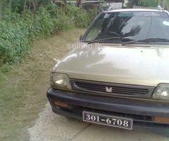 Suzuki Maruti 800 1999 Car for Sale