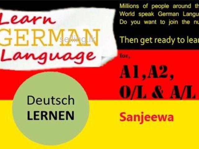 TUTION CLASS for GERMAN LANGUAGE