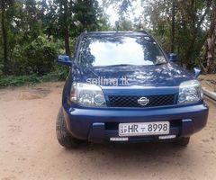 Nissan x trail 2003 Auto