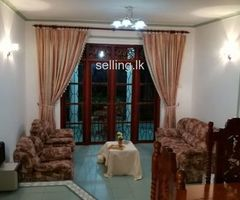 Luxury House for Sale in Thennekumbura with Furniture.