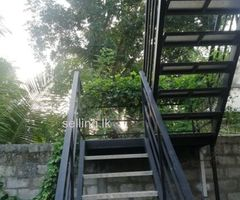 Outside Steel Staircase for sale