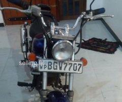 MONA 50 2017 Motorbikes sell