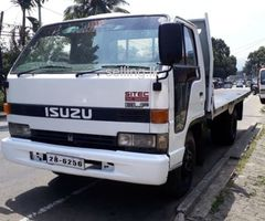 ISUZU ELF 350 LORRY