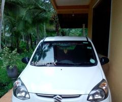 Suzuki alto lxi 800 2015