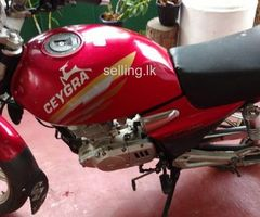 CEYGRA 125 cc Motor cycle