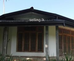 House for sale in Kurunegala kandy road millawa