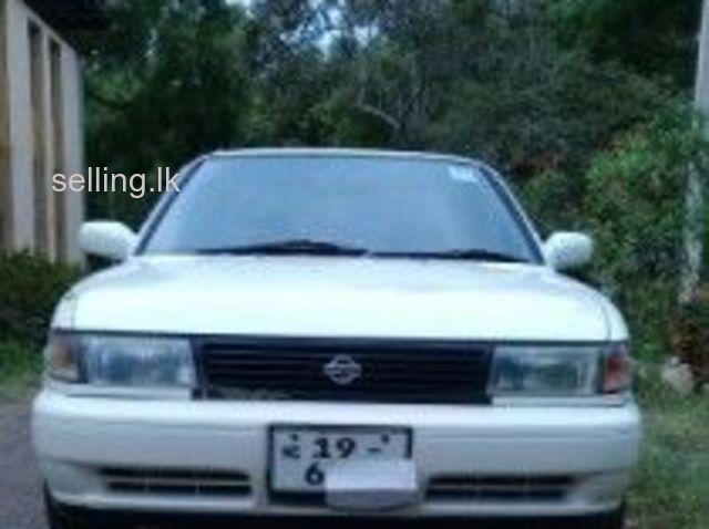 Nissan FB13 doctor sunny 1996