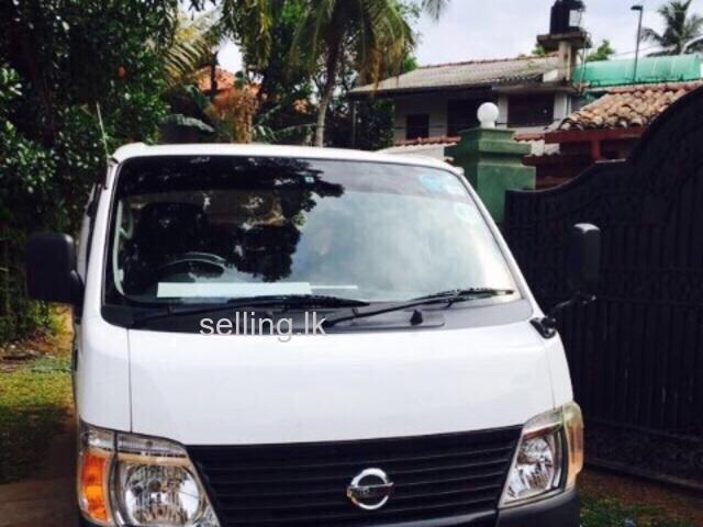 Nissan caravan E25 for sale