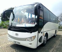 Newlongma 2013 - 37 seater Bus for sale