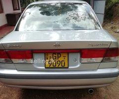 Nissan Sunny FB15 1999 Auto