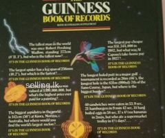 The Guinness Book of Records by Alan Russell (1987)