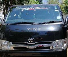 Toyota Hiace KDH Super GL 2013 Van for sale