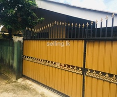 Land with House for sale in Kotikawatta