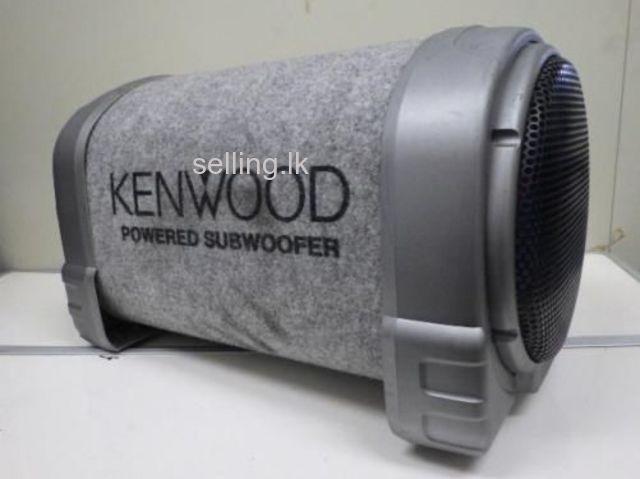 Kenwood car subwoofer