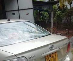 Toyota Vios Good condition