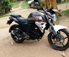 Yamaha fz s 2016 Bike for Sale