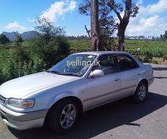 Toyota AE110 1996 Auto