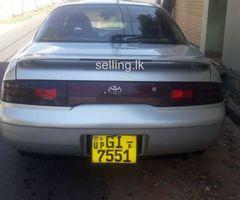 Toyota CEREES 1991 body100%