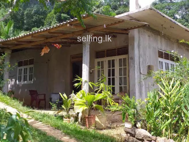 House for sale in Matale