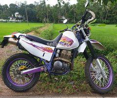 Yamaha Raid TTR 2001
