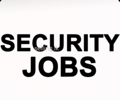 SECURITY VACANCIES Kaduwela