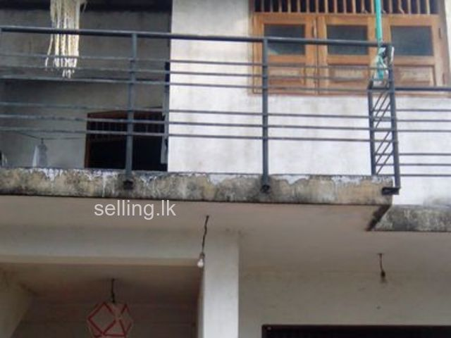 HOUSE FOR SALE AT RATHMALANA