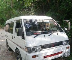 Mitsubishi Po15 1997 Van
