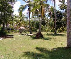 Land for sale at Hikkaduwa