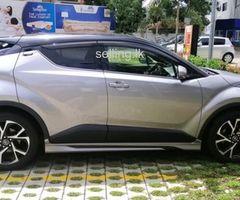 Toyota CHR GT TURBO 2017